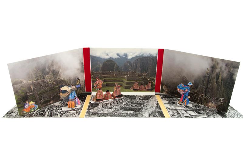 Machu Picchu Livre Gaelle pelachaud