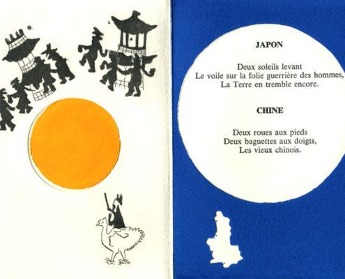Haikus de voyage Livre Gaelle Pelachaud