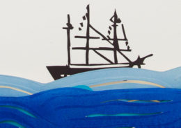 Livre Oceano nox Gaelle Pelachaud