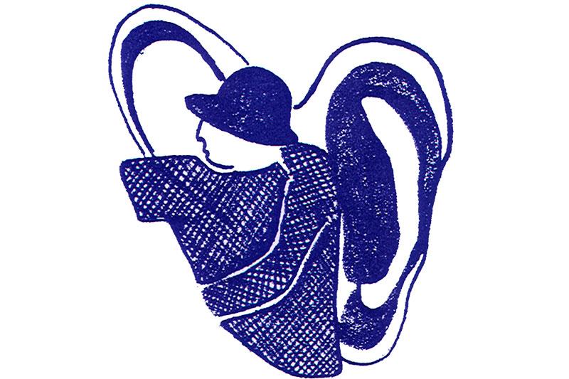 Bleu de silence Livre Gaelle Pelachaud