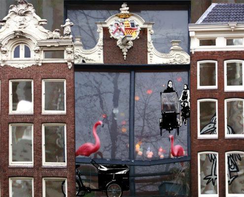 Amsterdam Livre Gaelle Pelachaud