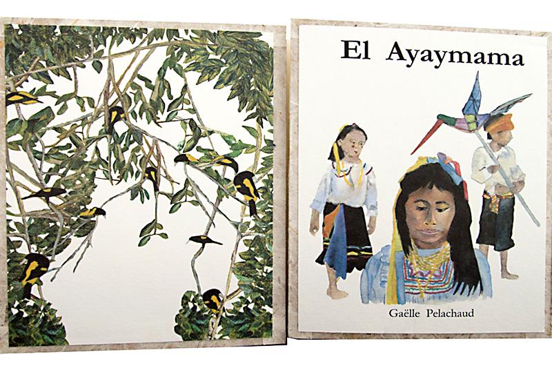 El-Ayaymama Livre Gaelle Pelachaud