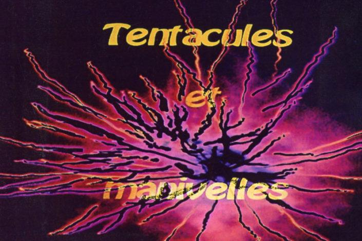 Tentacules et manivelles Livre Gaelle Pelachaud