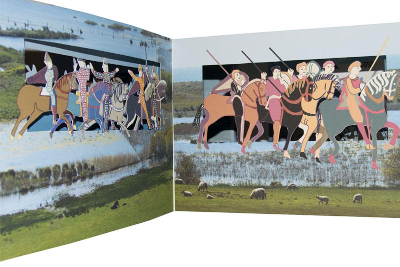 La tapisserie de Bayeux Livre Gaelle Pelachaud