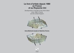 « Le livre animé et animation, de la page à l'écran » in Le livre d'artiste depuis 1980 en France et au Royaume-Uni, publications de l'Université de Saint-Étienne, 2015