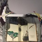 Livre d'artiste Gaëlle Pelachaud Exposition Musée Ménard Lunel