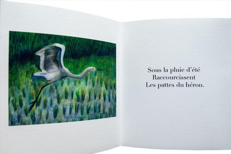 Livre Haïku Gaëlle Pelachaud