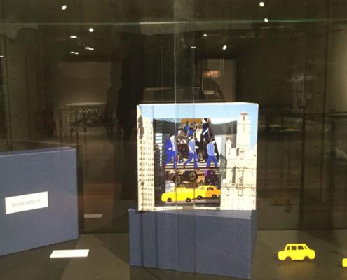 Exposition Livres d'artistes Entre plis et découpes